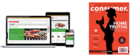 Consumer magazine online
