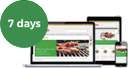 Laptop, tablet, mobile showing Consumer NZ website with 7 days text